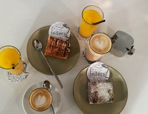 federal cafe brunch en madrid