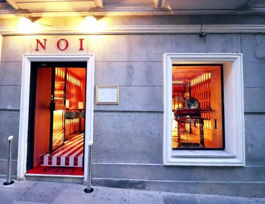 Restaurante Noi italiano madrid madrid go out